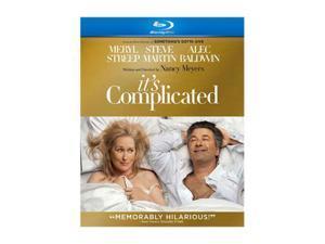 It's Complicated (Blu-Ray / WS / ENG SDH / SPAN / FREN / DTS-HD) Meryl Streep, Alec Baldwin, Steve Martin