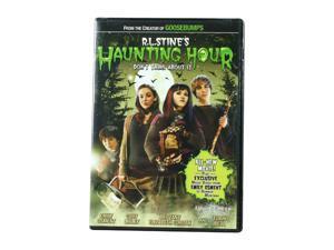RL Stine's The Haunting Hour: Don't Think About It (DVD / FF / DOL DIG 5.1) Emily Osment&#59; Cody Linley&#59; Brittany Curran&#59; Tobin Bell&#59; Alex Winzenread&#59; Michelle Duffy&#59; John Hawkinson&#59; Colleen Dengel&#59; Kat