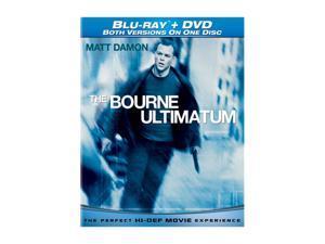 Bourne Ultimatum (Blu-Ray / DVD COMBO DISC) Matt Damon&#59; Joan Allen&#59; Julia Stiles&#59; David Strathairn&#59; Paddy Considine&#59; Edgar Ramirez&#59; Scott Glenn&#59; Tom Gallop&#59; Corey Johnson&#59; Daniel Bruhl