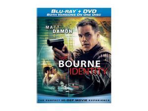 Bourne Identity(Blu-Ray / DVD COMBO DISC) Matt Damon&#59; Franka Potente&#59; Julia Stiles&#59; Chris Cooper&#59; Brian Cox&#59; Clive Owen&#59; Adewale Akinnuoye-Agbaje&#59; Gabriel Mann&#59; Walt Goggins&#59; Josh Hamilton