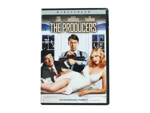 The Producers(DVD / WS / Dolby Digital) Nathan Lane, Matthew Broderick, Uma Thurman, Will Ferrell, Will Ferrell, Roger Bart, Eileen Essell, Michael McKean