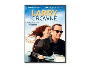 Larry Crowne (DVD) Tom Hanks as Larry Crowne Julia Roberts as Mercedes Tainot Cedric the Entertainer as Lamar Taraji P. Henson as B'Ella Gugu Mbatha-Raw as Talia Wilmer Valderrama as Dell Gordo Bryan
