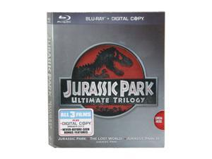 Jurassic Park Trilogy (Ultimate Edition Blu-ray/WS)