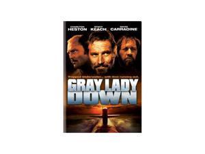 Gray Lady Down Charlton Heston, David Carradine, Stacy Keach, Ned Beatty, Ronny Cox, Rosemary Forsyth