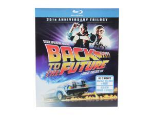 Back to the Future 25th Anniversary Trilogy [Blu-ray]