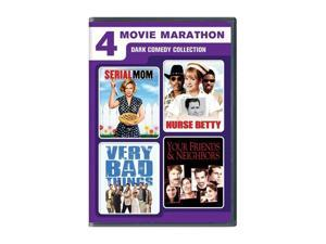 4 Movie Marathon: Dark Comedy Collection (Set DVD)