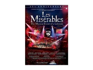 Les Miserables: 25th Anniversary (DVD) Alfie Boe, Norm Lewis, Nick Jonas, Katie Hall, Matt Lucas