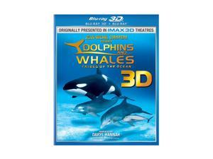 Dolphins and Whales 3D: Tribes of the Ocean (3-D + Blu-ray) Daryl Hannah (voice)