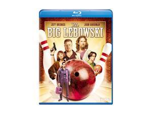 The Big Lebowski (New Box Art Blu-ray) Jeff Bridges, John Goodman, Steve Buscemi, Julianne Moore, John Turturro