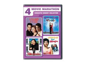4 Movie Romantic (Set DVD)