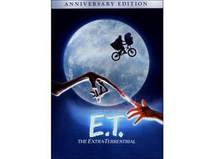 E.T. The Extra-Terrestrial (Anniversary Edition DVD) Henry Thomas, Drew Barrymore, Dee Wallace, Peter Coyote, Robert MacNaughton