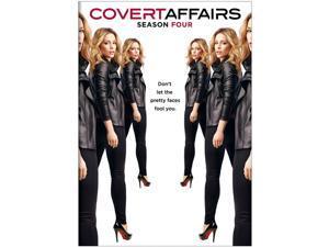 Covert Affairs: Season Four (DVD) Piper Perabo, Christopher Gorham, Kari Matchett, Hill Harper, Peter Gallagher