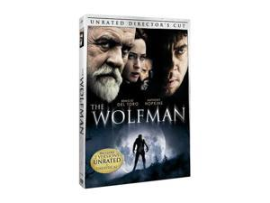 The Wolfman (DVD / WS / Dolby Digital / ENG-SPAN-FREN-SUB) Anthony Hopkins, Benicio Del Toro, Emily Blunt