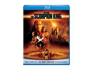 Scorpion King(Blu-Ray/WS/ENG SDH/SPAN/FREN/DTS HD/DTS SUR 5.1) The Rock&#59; Michael Clarke Duncan&#59; Steven Brand&#59; Kelly Hu&#59; Grant Heslov&#59; Peter Facinelli&#59; Ralph Moeller&#59; Scott L. Schwartz&#59; Andrei Sterling