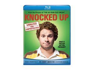 Knocked Up (Blu-Ray / WS / ENG SDH / SPAN / FREN / DTS-HD) Katherine Heigl&#59; Seth Rogen&#59; Paul Rudd&#59; Leslie Mann&#59; Jason Segel&#59; Jay Baruchel&#59; Jonah Hill&#59; Martin Starr&#59; Catt Sadler&#59; Ryan Seacrest