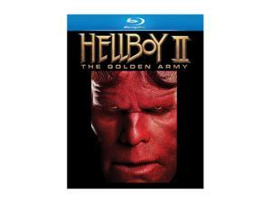 Hellboy II:Golden Army (Blu-Ray / ENG SDH / SPAN / FREN / DTS-HD / 2DISCS) Ron Perlman&#59; Selma Blair&#59; Doug Jones&#59; Luke Goss&#59; ...