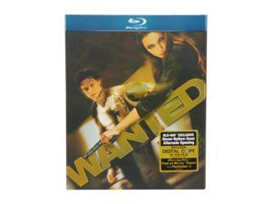 Wanted(Blu-Ray / ENG SDH / SPAN / FREN / DTS-HD 5.1 / DTS SUR 5.1) James McAvoy&#59; Angelina Jolie&#59; Morgan Freeman&#59; Terence Stamp&#59; Common&#59; Kristen Hager&#59; Thomas Kretschmann&#59; Konstantin Khabensky&#59; Dato Ba