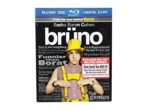 Bruno (Blu-Ray / WS / ENG SDH / SPAN / FREN / DTS SURR 5.1)