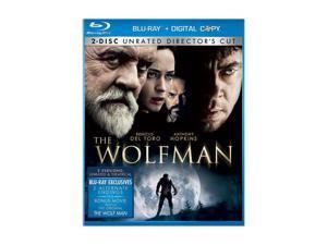The Wolfman (BR / WS / Dolby Digital / ENG-SPAN-FREN-SUB) Anthony Hopkins, Benicio Del Toro, Emily Blunt