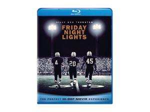 Friday Night Lights(Blu-Ray / ENG SDH / SPAN / FREN / DTS SUR 5.1) Billy Bob Thornton&#59; Derek Luke&#59; Jay Hernandez&#59; Lucas Black&#59; Tim McGraw&#59; Connie Britton&#59; Garrett Hedlund&#59; Lee Jackson&#59; Lee Thompson Yo