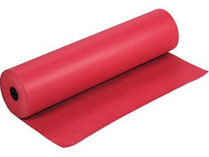 Pacon Corporation PAC67041 Art Kraft Paper- 36in.x1000ft.- Red