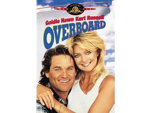 Overboard Goldie Hawn, Kurt Russell, Edward Herrmann, Katherine Helmond, Michael Hagerty, Roddy McDowall