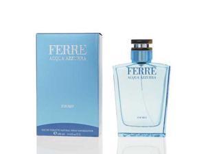 Ferre Acqua Azzurra by Gianfranco Ferre 3.4 oz EDT Spray