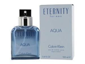Eternity Aqua by Calvin Klein 1.7 oz EDT Spray
