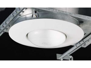 "One-Light 5"" Recessed Ceiling Light Fixture Kit With Low Profile HALO Lighting"