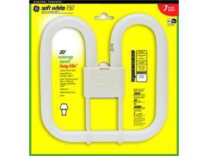 GE Lighting 40184 55 Watt Super Long Life Torchier Compact Fluorescent Light Bulb