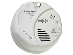 First Alert SA511CN2-3ST 2 Pack ONELINK Smoke Detector
