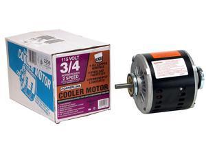 MTR COOLER 3/4HP 2SPD 115V DIAL MFG INC Evaporative Cooler Parts 2206