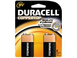 Procter & Gamble                         2 Count 9 Volt Duracell® Coppertop Alkaline Batteries