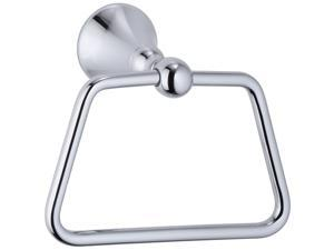 Danze D441605 Chrome Bannockburn™ Towel Ring