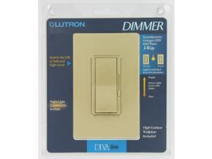 Lutron DVW603PH-WH White Diva® 3-Way Duo Dimmers