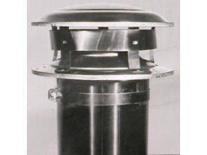 """Selkirk Metalbestos 6T-FCK 6"""" Stainless Steel Flat Ceiling Support Kit"""