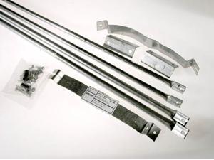 """Selkirk Metalbestos 6T-RBK 6"""" Stainless Steel Roof Brace Kit"""