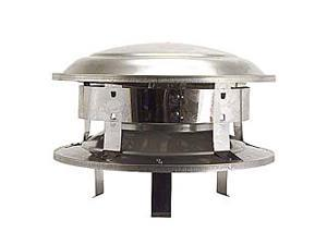 "Selkirk Metalbestos 6T-CT 6"" Stainless Steel Round Top"
