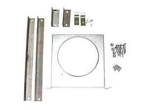 Selkirk Metalbestos 6T-WSK Wall Support Package Stainless