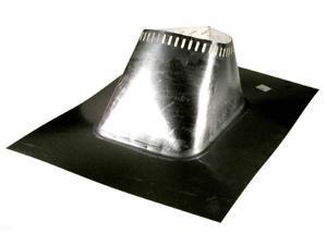 """Selkirk Metalbestos 6T-AF12 6"""" Stainless Steel Adjustable Flashing"""