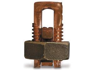 GB Gardner Bender GSBC-2 #6 To #2 AWG Solid Copper Split Bolt Connector