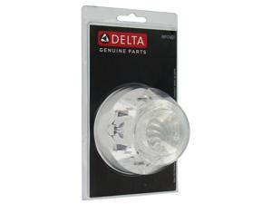 Delta Faucet RP17451 Single Acrylic Knob Handle Kit, Clear