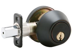 Dexter JD60V716 Single Cylinder Deadbolt