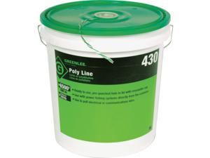 Greenlee Textron 430 6500' Poly Fishing Line