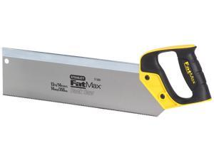 """Stanley Hand Tools 17-202 14"""" FatMax® Back Saw"""