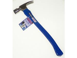 Vaughan TTC1HC 16 Oz Milled Face Wood Handle Ti-Tech™ Titanium Framing Hammer