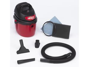 5890200 2.5 Gallon 2.5 Peak HP Hang On Wet/Dry Vacuum