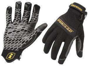 Ironclad BGW-04-L Large Men's Gripworx® Gloves