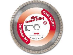 MK Diamond 157045 Plank Kutter™ Fiber Cement Siding Continuous Dry Blade