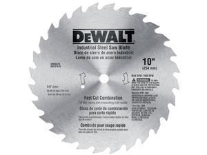 """Dewalt DW3370 10"""" Fast Cut Circular Saw Blade"""
